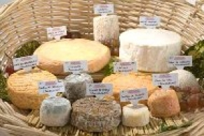 Raw milk: guarantees quality cheese Save the raw milk cheeses