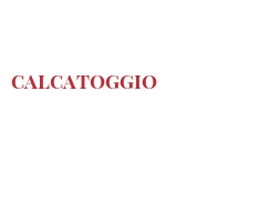 Cheeses of the world - Calcatoggio