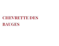 Cheeses of the world - Chevrette des Bauges
