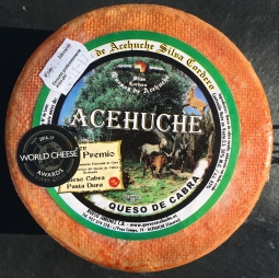 Cheeses of the world - Acehuche