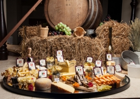 - Cheese Buffet
