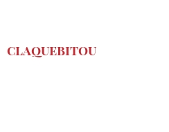Recipe Claquebitou
