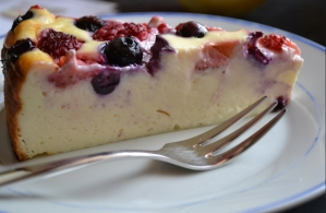 Recipe Gâteau fromage - Cheese cake