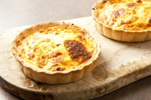 Recipe Cantal en tartelettes