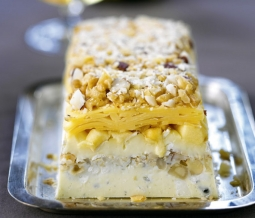Recipe Fourme d'Ambert en terrine