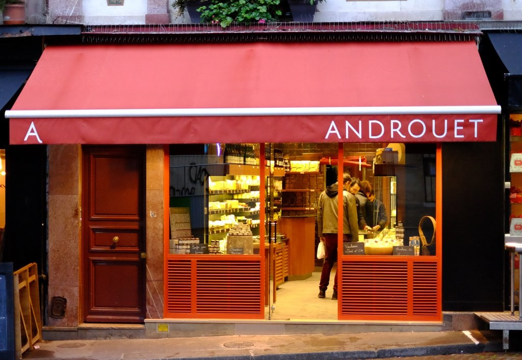 Boutique ANDROUET Mouffetard