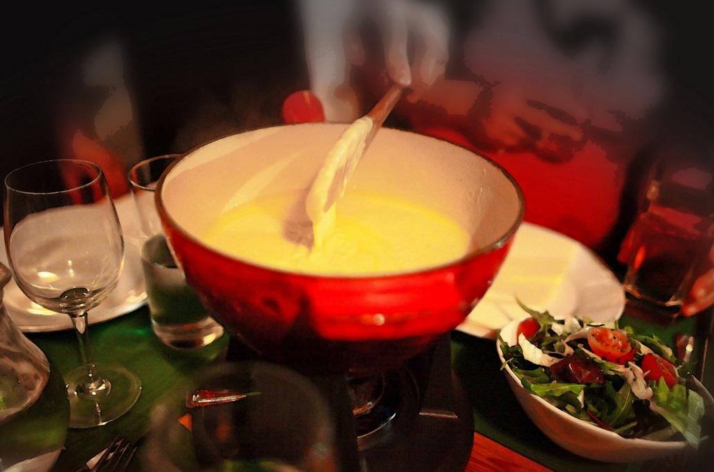 recette au fromage fondue brillat savarin. Black Bedroom Furniture Sets. Home Design Ideas