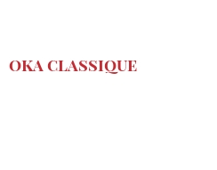 Cheeses of the world - Oka Classique