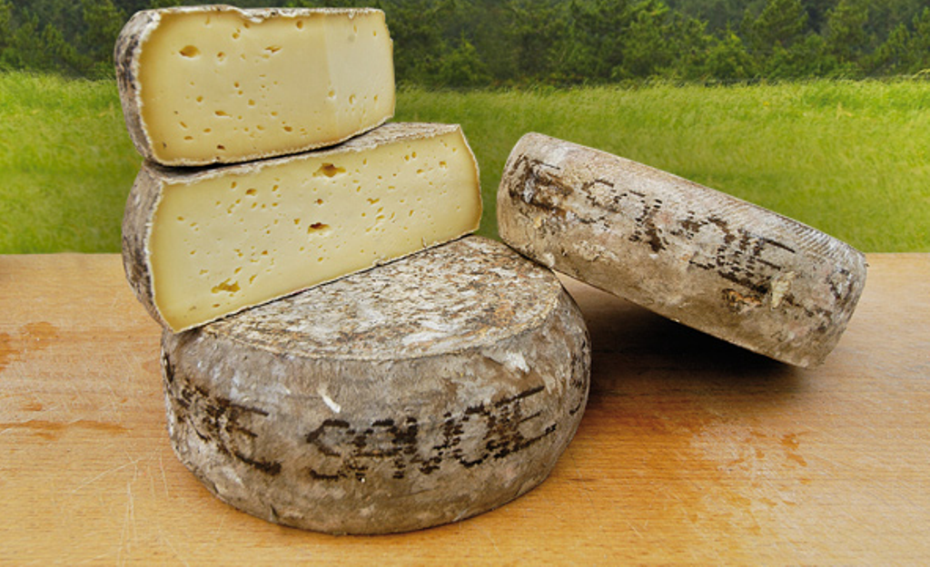 Savoy cheeses