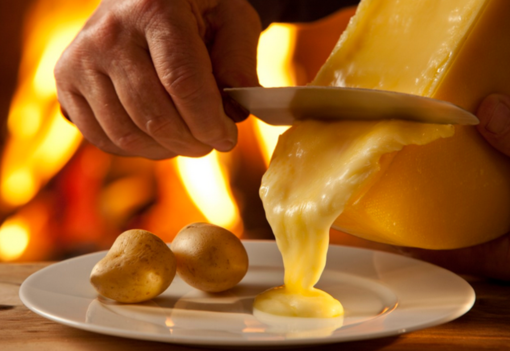 quel fromage pour raclette