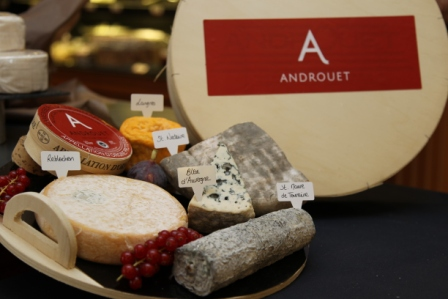 Introductory course in the cheese world
