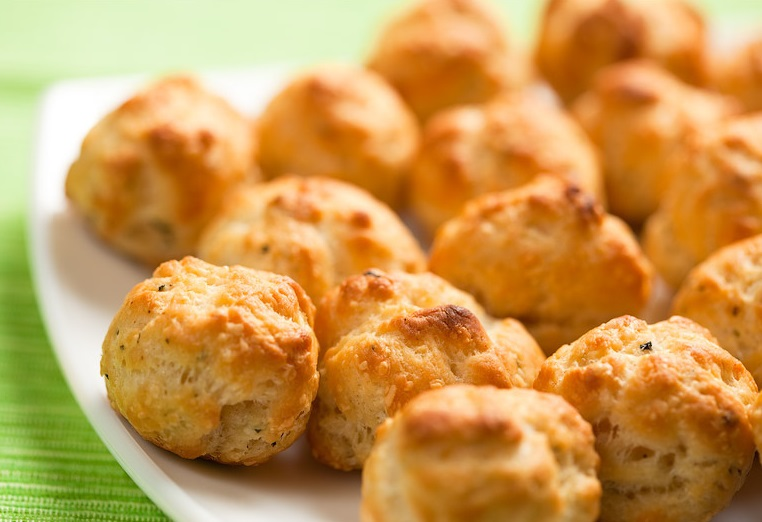 Recipe Salers en gougères
